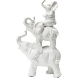 Deco Object Elephant Family 46cm