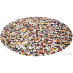 Carpet Circle Multi Ø250cm