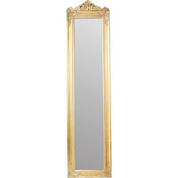 Standing Mirror Baroque Gold