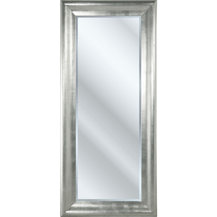 Mirror chic 200x90 silver kare design for Miroir 50 x 90