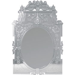 Mirror Romantico 183x122