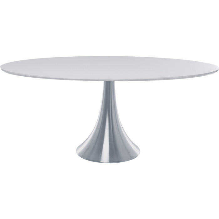 Table grande possibilita blanche 180x100cm kare design for Kare design tisch grande possibilita