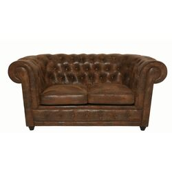 Sofa Oxford 2-Seater Vintage Smart