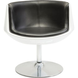 Swivel Chair Club 54 Black