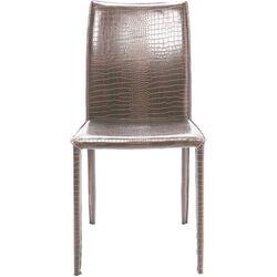 Židle Milano Croco