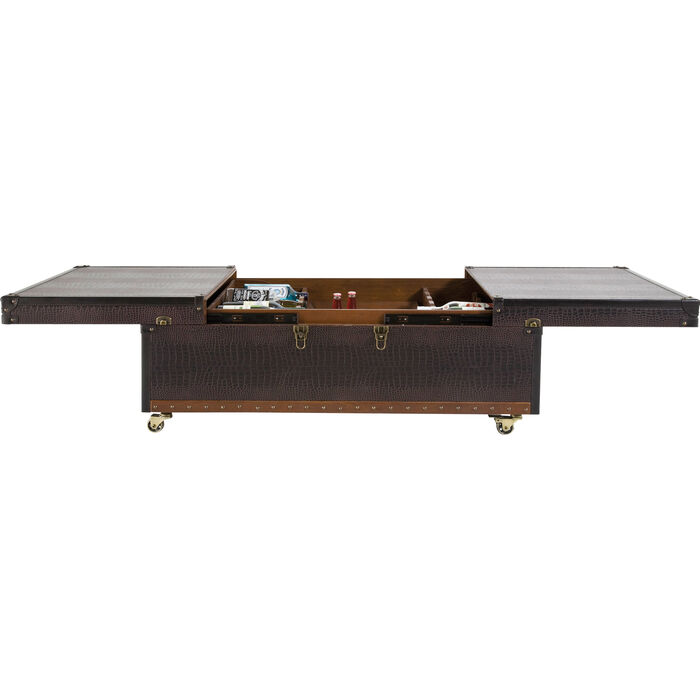 Coffee Table Bar Colonial 120x75cm Kare Design