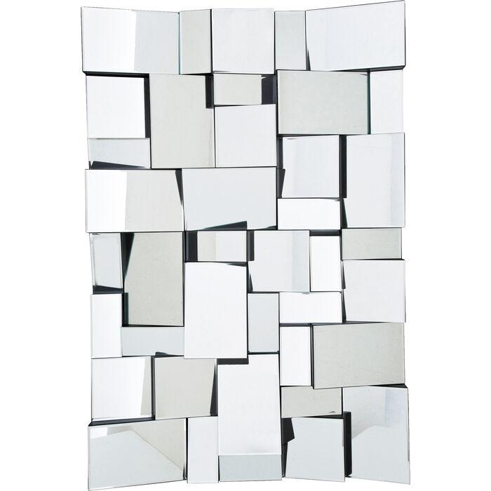 mirror involuto 120x80 kare design