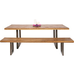 Factory Table Wood 160x90cm