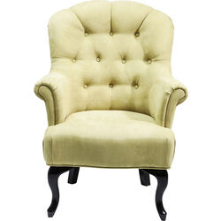 Arm Chair Cafehaus Green