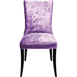 Padded Chair Cintura Purple Ring