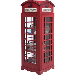 Display Cabinet London Telephone