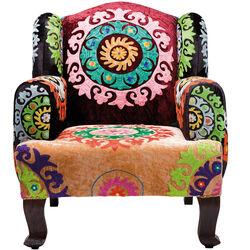 Armchair Mandala
