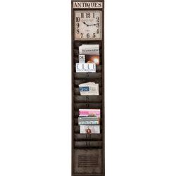 Wall Clock Antique Kontor 190cm