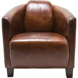 Armchair Cigar Lounge Brown