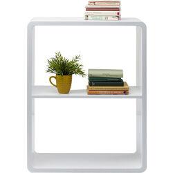 White Club Shelf 100cm
