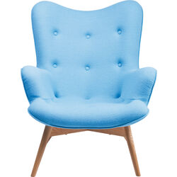 Armchair Angels Wings Blue New Design
