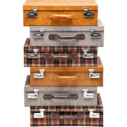 Dresser Suitcase Highlands 6 Drw
