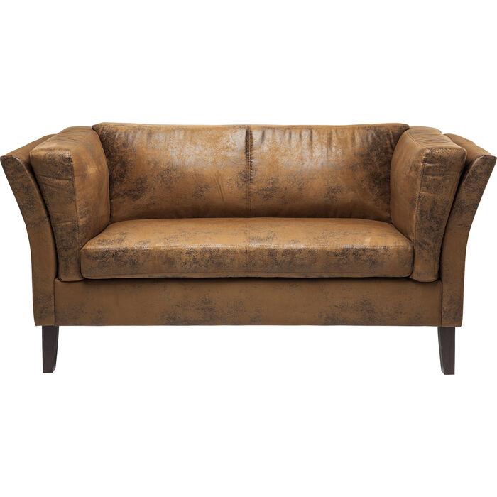 Sofa Canapee 2 Sitzer Vintage Eco Kare Design