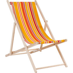 Deckchair Hot Summer