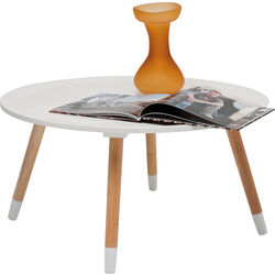 Coffee Table Blossom White 70cm