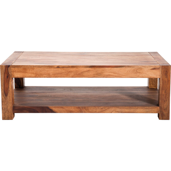 Kare Black Coffee Table: Authentico Coffee Table 120x60cm