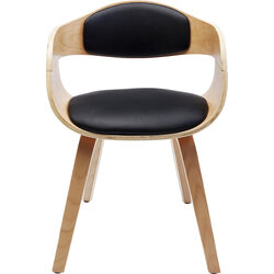 Chair with Armrest Costa Beech