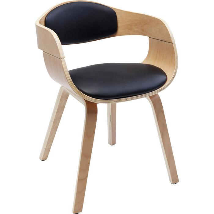 Stuhl mit armlehne m belideen for Stuhl kare design