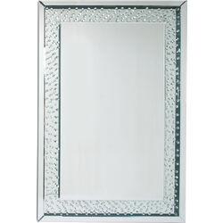 Spiegel Frame Raindrops 120x80cm