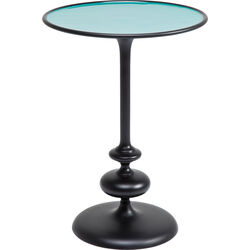 Side Table Swing Blue Ø40cm