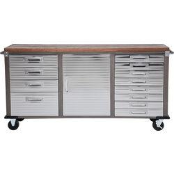 Sideboard Efficiency Wood 1 Door 12 Drawers