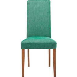 Padded Chair Econo Slim Rhythm Green
