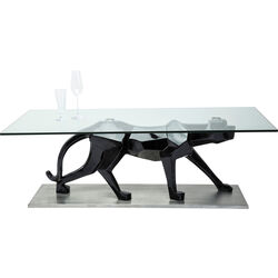 Coffee Table Black Cat 140x70cm