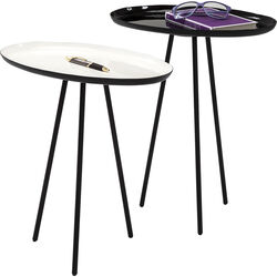 Side Table Uovo (2/Set)
