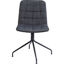 Swivel Chair City Spirit Grey