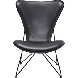 Chair Miami Black Econo