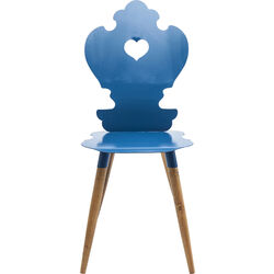 Chair  Adelheid Blue