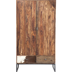 Wardrobe Rodeo 2 Doors 2 Drw