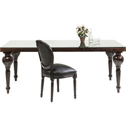 Table Chalet Louis Copper 200x100cm