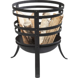 Fire Basket Exposition
