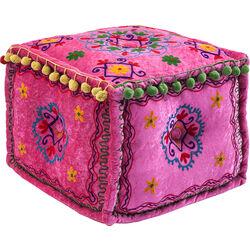 Sitzkissen Oase Pink