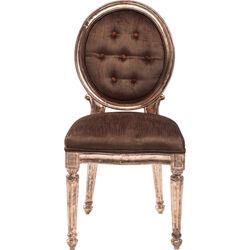 Chair Louis Brown Copper