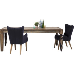 Table Duld Range 220x100cm