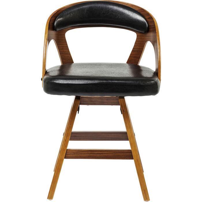 Stuhl manhattan wood kare design for Kare design stuhl costa
