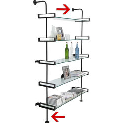 Side Part Shelf Exposition 200cm