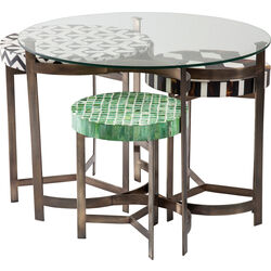 Coffee Table Musivo Round (4/Set)