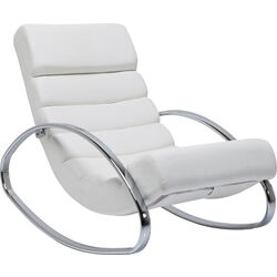 Rocking Chair Manhattan White