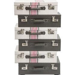 Dresser Suitcase Break Out 6 Drw
