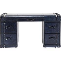 Desk Nautica Blue 139x44cm 5Drw