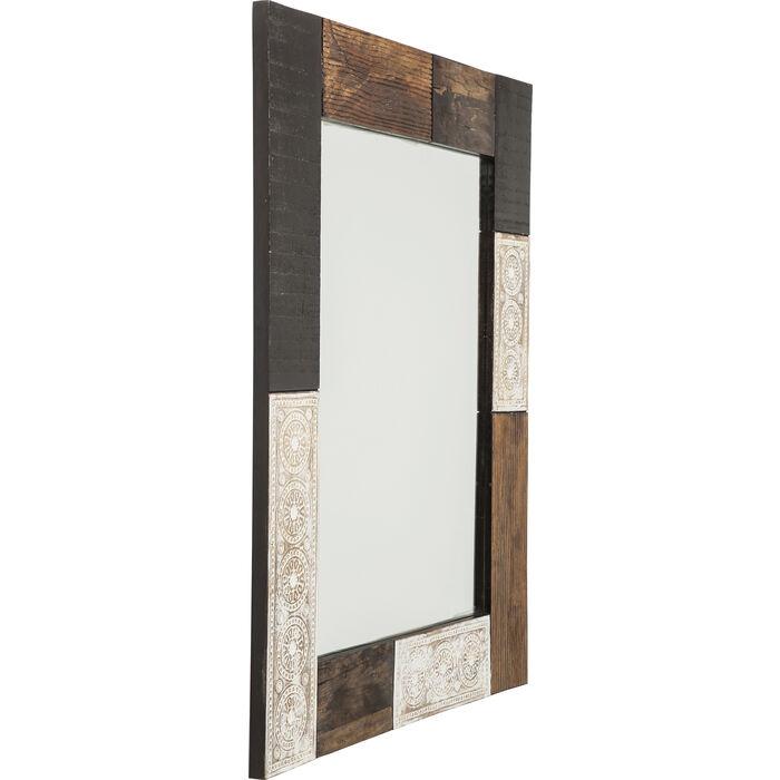 Mirror finca 100x80cm kare design for Miroir 100 x 80