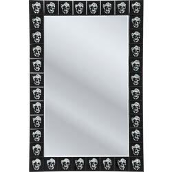 Mirror Skull Movie 120x80cm
